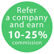 Refer a Company and Earn £100