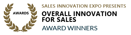 Sales Expo Innovation Winner 2016